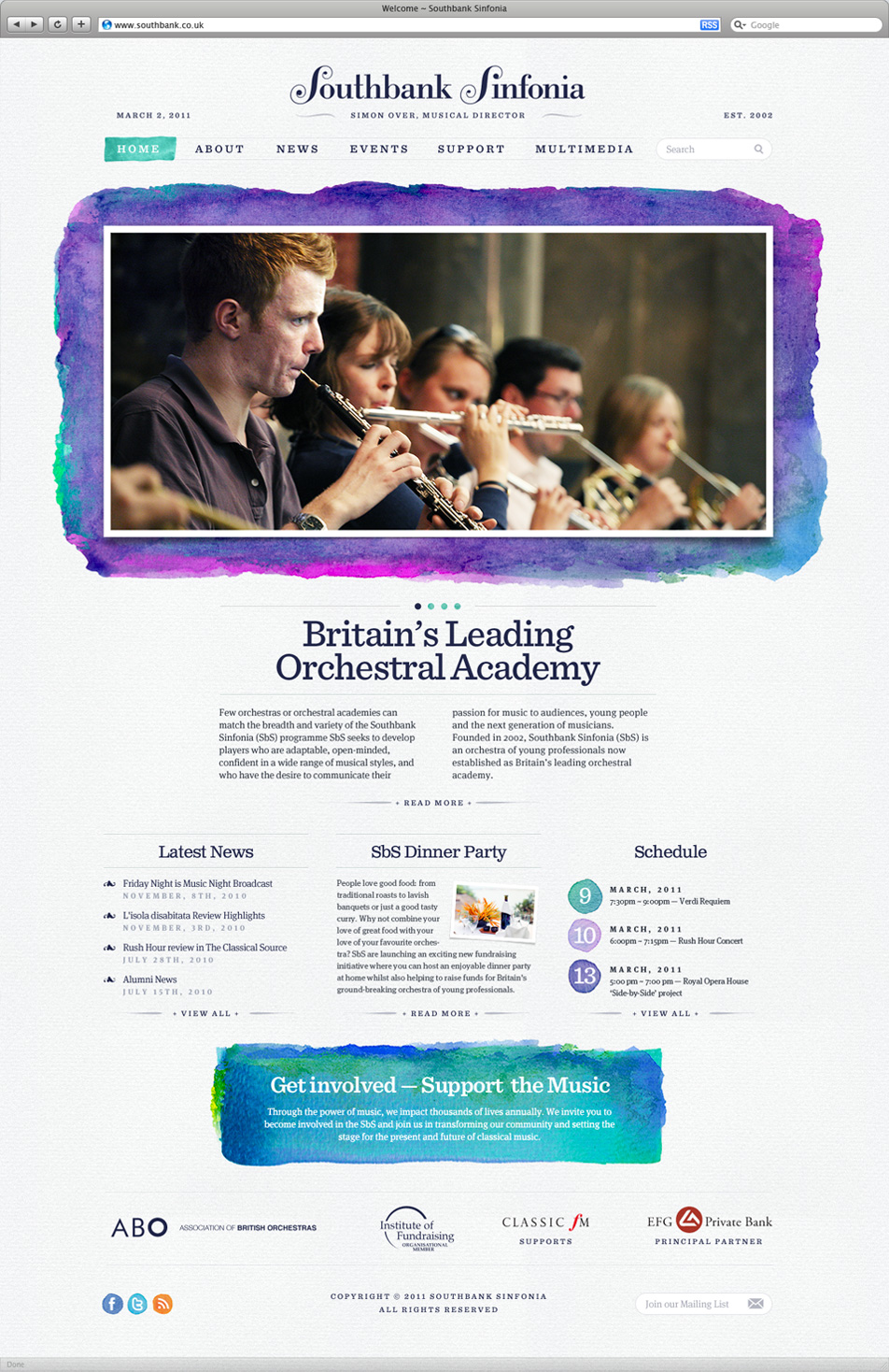 Southbank Sinfonia